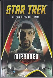 """Star Trek Hardcover Graphic Novel Collection #17 """"Mirrored"""" 2017"""
