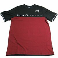 Ecko Unltd. Men's Clean Lines Short Sleeve Logo Printed Graphic Tee T-Shirt