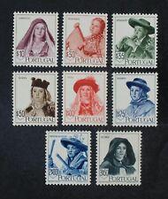 CKStamps: Portugal Stamps Collection Scott#675-682 Mint NH OG