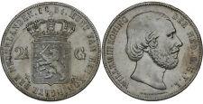 Netherlands - 2½ Gulden 1851