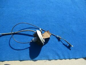 1979 1980 1981 Mercury Fairmont  Cruise Control Unit w/ Cable Original FOMOCO