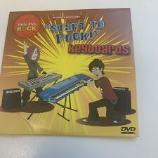 Little Kids Rock Keyboards Piano Lesson DVD For Beginners! Learn to Play