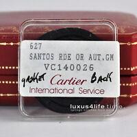 Cartier Santos RONDE Automatik Bodendichtung Neu original, 30,5mm rund
