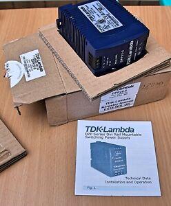 TDK Lambda DDP25-5 Din Schiene Netzteil 5V, 5A, 25W, mit OVP, 115/230VAC