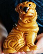 RARE! TIMMY WOODS SHAR PEI WRINKLED DOG SHOW MINAUDIERE SHOULDER BAG CLUTCH RARE