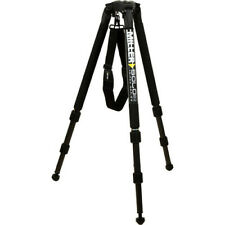 Miller SOLO DV Carbon Fiber 2-Stage Tripod Legs (75mm Bowl) - Supports 44 lbs