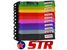 STR 3000kg Car Tow Hook Strap Loop Rally Competition Drift Touring - All Colours