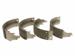 For 1979-1980, 1988-1996 GMC C3500 Brake Shoe Set Rear AC Delco 62536DK 1989