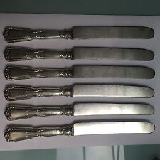 Sterling large place knives, Chambord by Reed and Barton