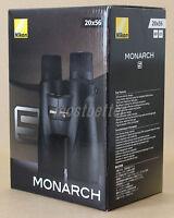 Monarch 5 20x56 Roof Prism Waterproof Binoculars