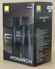 Monarch 5 20x56 Roof Prism Waterproof Binoculars