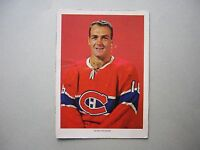 1963/65 CHEX CEREAL HOCKEY PHOTO HENRI RICHARD MONTREAL CANADIENS SHARP!!