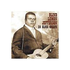 Blind Jefferson Lemon - 20 Blues Greats CD Hallmark