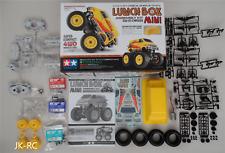Choice Of New Genuine Tamiya Spare Parts For 'Tamiya Mini-Lunchbox 57409 SW-01'
