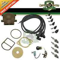 Tune Up Kit for Ford 9N 2N & 8N Tractors with Front Mount Distributor TUKFD01