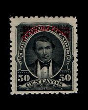VINTAGE: ECUADOR  1892 OG HR SCOTT # O32 $ 75 LOT # EC1892Y