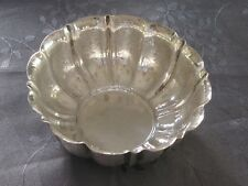 ARGENT MASSIF GRAND BOL  SILVER BOWL