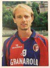 Cartolina Bologna Calcio 1998-99 Davide Fontolan