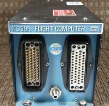 King Kc 295 Flight Computer P/N 065-0034-00