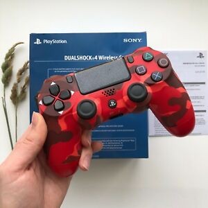 Wireless Game Console DualShock For PS4 Controller PlayStation 4 Sony Gamepad