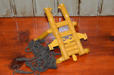 Big Jim Gorilla Jungle Adventure Launcher Catapult Part Piece with Net Mattel