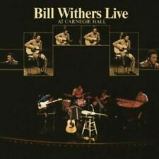 Bill Withers Live at Carnegie Hall 2xlp 180 GM Music on Vinyl