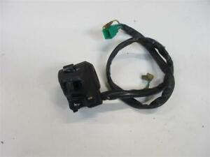 Kymco Quannon 125 R3 Left Handlebar Switch Steering Armature