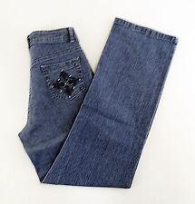 Jeans Canda at C&A Freizeit Baumwolle blau Gr. 36