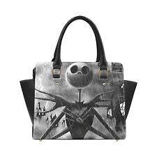 Fashion Shoulder Bag The Nightmare Before Christmas Classic Women's Handbags