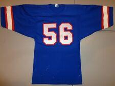 Vtg 80's New York Giants #56 Lawrence Taylor Screen Nfl Jersey (34-36) Fits Sz S