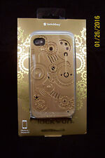 SwitchEasy Avant-garde Hard Case for Apple iPhone 4 & 4S Clockwork Bronze