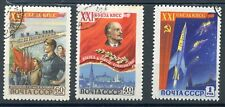 STAMP / TIMBRE URSS RUSSIAN RUSSIE RUSSIA OBLITERE  N° 2138/2140