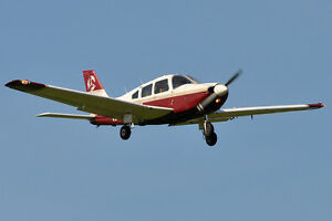 1/6 Scale Piper PA-28 Cherokee Plans, Templates and Instructions 63ws