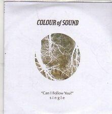 (CC33) Colour of Sound, Can I Follow You? - 2011 DJ CD