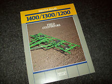 DEUTZ ALLIS 1200 1300 1400 CULTIVATORS BROCHURE LITERATURE AD