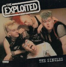 The Exploited(CD Album)The Singles-Eagle-EAGCD094-26-New