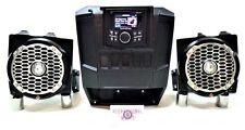 Polaris Ranger Dash Mounted Audio Kit - Rockford Fosgate PMX-2 - 3 Year Warranty
