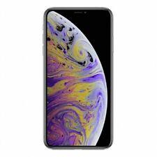 Apple iPhone Xs Max - 256 Go - Argent (Désimlocké) (Double SIM)