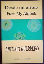 Desde mi altura / From my Altitude - Antonio Guerrero - 2001 - Cuba