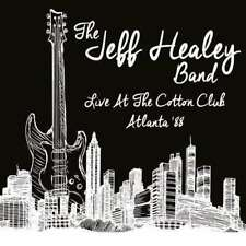 Jeff Healey Band, The - Live At The Cotton Club '88 NEW CD