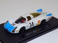 1/43 Ebbro Porsche 908 1968 24 Hours of LeMans  car #34   #44291