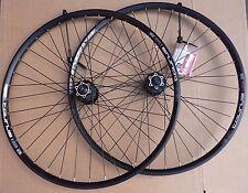 "27.5"" Taurus RIM Shimano Deore HUB 8/9/10 Velocità MTB Mountain Bike QR Wheels"