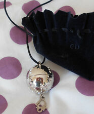 """DIOR"" JEWELLED MAKEUP SWAROVSKI NECKLACE LIPGLOSS RARE & COLLECTABLE!!!"