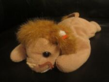 Ty Beanie Baby Roary the Lion PVC Filled NO HANG TAG