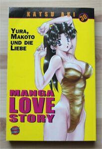 Manga Love Story Band 30 Katsu Aki Carlsen Manga