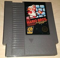 Super Mario Bros.1 Nintendo NES Vintage classic original retro game cartridge