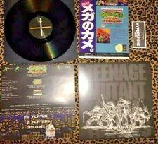 TMNT - Teenage Mutant Ninja Turtles Hyperstone Heist 1992 VGM Vinyl NEW Black