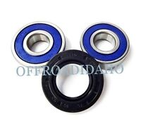 REAR WHEEL AXLE HUB BEARING SEAL KIT CAN-AM DS 250 DS250 2x4 2WD 2006-2019