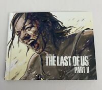 The Last Of Us Part II 2 Special/Collectors Edition Artbook Only PS4 NEW MINT