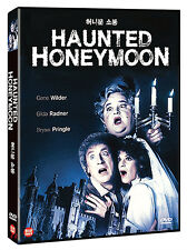 Haunted Honeymoon / Gene Wilder, Gilda Radner, 1986 / NEW